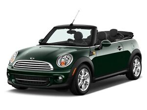 **Wanted 2010-2015 Mini Cooper Convertible S