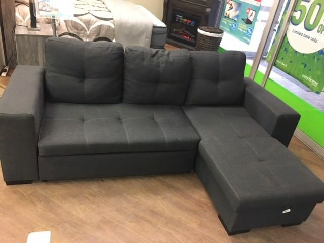 Previously Enjoyed Dolman Convert Sofa Chaise Reduced Home Décor Accents Cape Breton Kijiji
