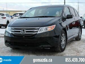 2013 Honda Odyssey EX-L LEATHER POWER SLIDING DOORS 1 OWNER LOCA