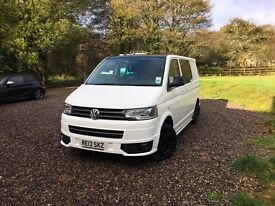 VW T5 genuine Sportline , Original 2.0 180ps bi-turbo . Fully carpeted. No agents or canvassers!!!