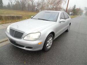 2006 Mercedes-Benz S-Class 500V , Accident Free $5995.00