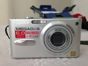 Panasonic Lumix DMC-FX3 Footscray Maribyrnong Area Preview
