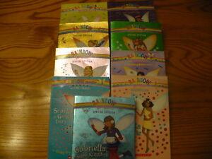 Rainbow Fairies Novels