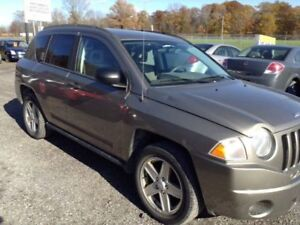 2007 Jeep Compass SUV, Crossover-4X4