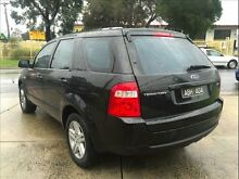 2005 Ford Territory SX TX (4x4) 4 Speed Auto Seq Sportshift Wagon Brooklyn Brimbank Area Preview
