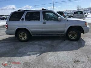 Nissan Pathfinder 2004 $1995 finance dep$500, 514-793-0833