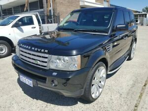 2009 Land Rover Range Rover MY09 Sport 3.6 TDV8 Black 6 Speed Auto Sequential Wagon Wangara Wanneroo Area Preview