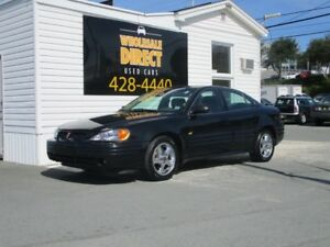 2002 Pontiac Grand AM SEDAN SE1 2.2 L