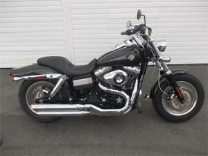 2009 Harley Davidson Fat Bob SHARP Fun to Ride DYNA TIME