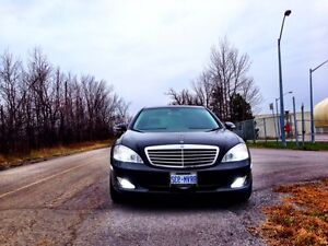 2007 Mercedes-Benz S-Class S550 Sedan DREAM CAR