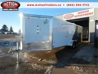 2018 7X26 ALL ALUMINUM SPORT NEO ENCLOSED TRAILER, GREAT PRICE! London Ontario Preview