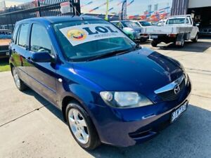 2003 Mazda 2 DY Neo Blue 5 Speed Manual Hatchback Brooklyn Brimbank Area Preview