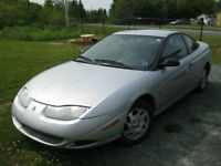 2002 Saturn SC1 - Low Mileage!