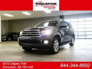 2012 Toyota Sequoia Limited, 3M Hood, Remote Starter, Navigation