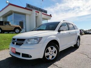 2011 Dodge Journey R/T AWD NAVIGATION