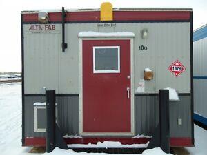 2008 Alta-Fab 12 Ft x 22 Ft Wet Lab