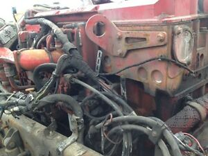 ISX Cummins Diesel Engine