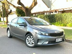 2016 Kia Cerato YD MY17 S Premium Htry/ 6 Speed Sports Automatic Sedan Medindie Walkerville Area Preview