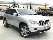 2013 Jeep Grand Cherokee WK MY2013 Limited Silver 5 Speed Sports Automatic Wagon Palmyra Melville Area Preview