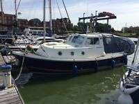 SEAWARD 23 OFFSHORE CRUISER - TWIN DIESELS - REFITTED 2016