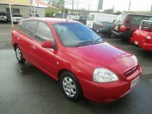 2005 Kia Rio BC LS Red 5 Speed Manual Hatchback Coopers Plains Brisbane South West Preview