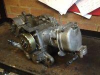 Peugeot Vclic evp2 72cc 139QMB a/b rebuilt Big Bore engine