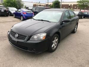 2006 Nissan Altima 2.5 S, 1 owner vehicle! certified