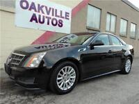 2011 Cadillac CTS Sedan Leather 3.0L V6 SAFETY WARRANTY INCL