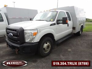2011 Ford F-350 Ext High Body Utility