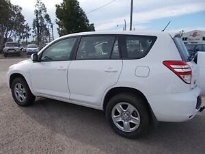 2010 Toyota RAV4 Wagon Mount Louisa Townsville City Preview
