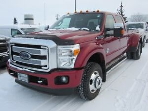 2014 Ford Super Duty F-450 DRW PLATINUM