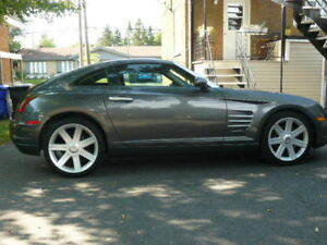 Impeccable Chrysler Crossfire 2004 seulement 69000 km