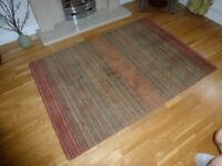 FIRESIDE RUG PURCHASED FROM NEXT