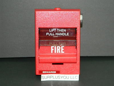 Edwards E-278 Intelligent Manual Pull Station Fire Alarm Part