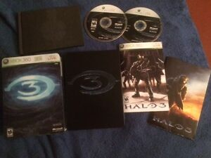Halo 3 Limited Edition with Steelbook and Slipcover
