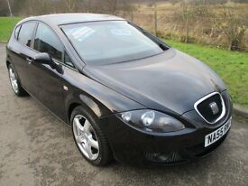 2005(55 Reg) Seat Leon 2.0 TDI Sport 140bhp 5dr Diesel Manual 6 speed