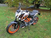 KTM Duke 390 2016 MOTORCYCLE