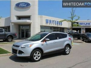 2015 Ford Escape SE,AWD,LTHR,PANA ROOF, 2.9% FINANCING