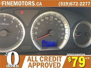 2010 HYUNDAI SONATA GL LIMITED EDITION * LEATHER * POWER ROOF London Ontario image 9