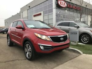 2014 Kia Sportage EX w/Luxury Pkg AWD 2.4L *SUNROOF/LEATHER HEAT