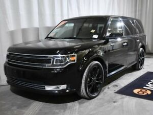 2018 Ford Flex LIMITED | NAVIGATION | MOONROOF | HEATED FRONT LE