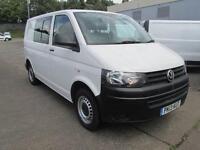 Volkswagen Transporter T30 2.0 Tdi 102Ps Kombi Van Tail Gate DIESEL (2013)
