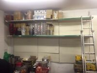 Used shop shelving for sale £140