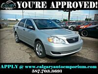 2008 Toyota Corolla $99 DOWN EVERYONE APPROVED