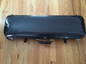 "New ""Accord"" Carbon Fiber Violin Case"
