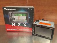 Super Radio Pioneer GPS, Radio Sirius XM, Bluetooth WOW