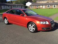 SUPERB AUDI A6 2.0 SE RARE COLOUR DRIVES FAULTLESS LOVELY CAR GOOD AUDI HISTORY MUST SEE PX POSS