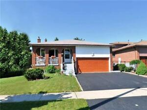 Very Well Maintained 5-Level Backsplit House