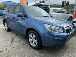 2015 Subaru Forester S4 MY15 2.5i-L CVT AWD Blue 6 Speed Constant Variable Wagon North Hobart Hobart City Preview