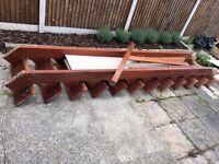 Sapele Hardwood Staircase/Stairs